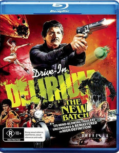 Drive-In Delirium: The New Batch Blu-Ray