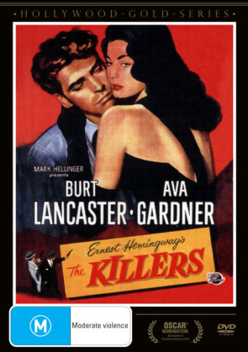 The KILLERS (1946) DVD