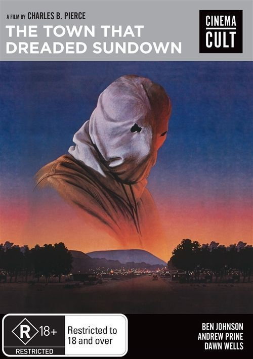 TOWN THAT DREADED SUNDOWN THE
