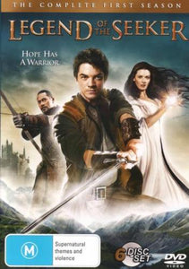 Legend Of The Seeker - Season 1 DVD