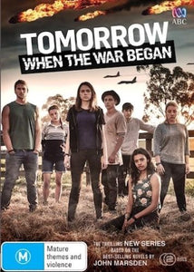Tomorrow When the War Began Series 1 DVD