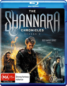 Shannara Chronicles - Season 2 Blu-Ray