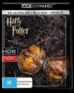 Harry Potter: Year 7 - Part 1  (4K UHD Blu-ray/UV)