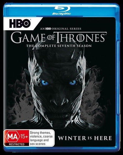 Game of Thrones: Season 7 Blu-Ray (Standard Edition)
