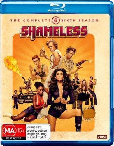 Shameless (US): Season 6 Blu-Ray
