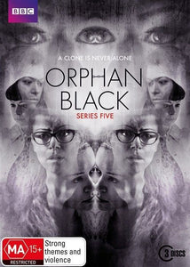 Orphan Black - Season 5 DVD Series Final