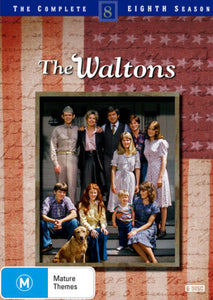 The Waltons - Season 8 DVD