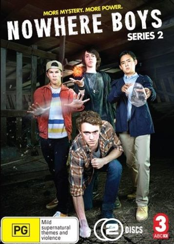 Nowhere Boys: Series 2 DVD