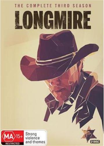 Longmire: Season 3 DVD