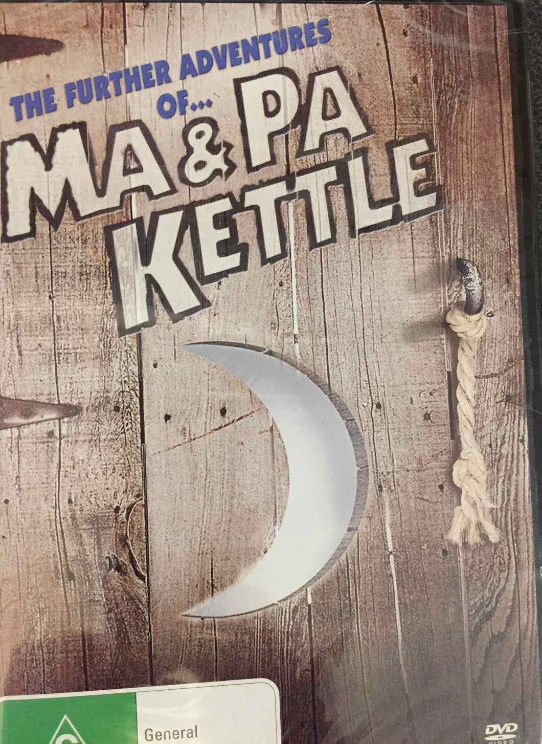 MA & PA KETTLE FURTHER ADVENTURES OF