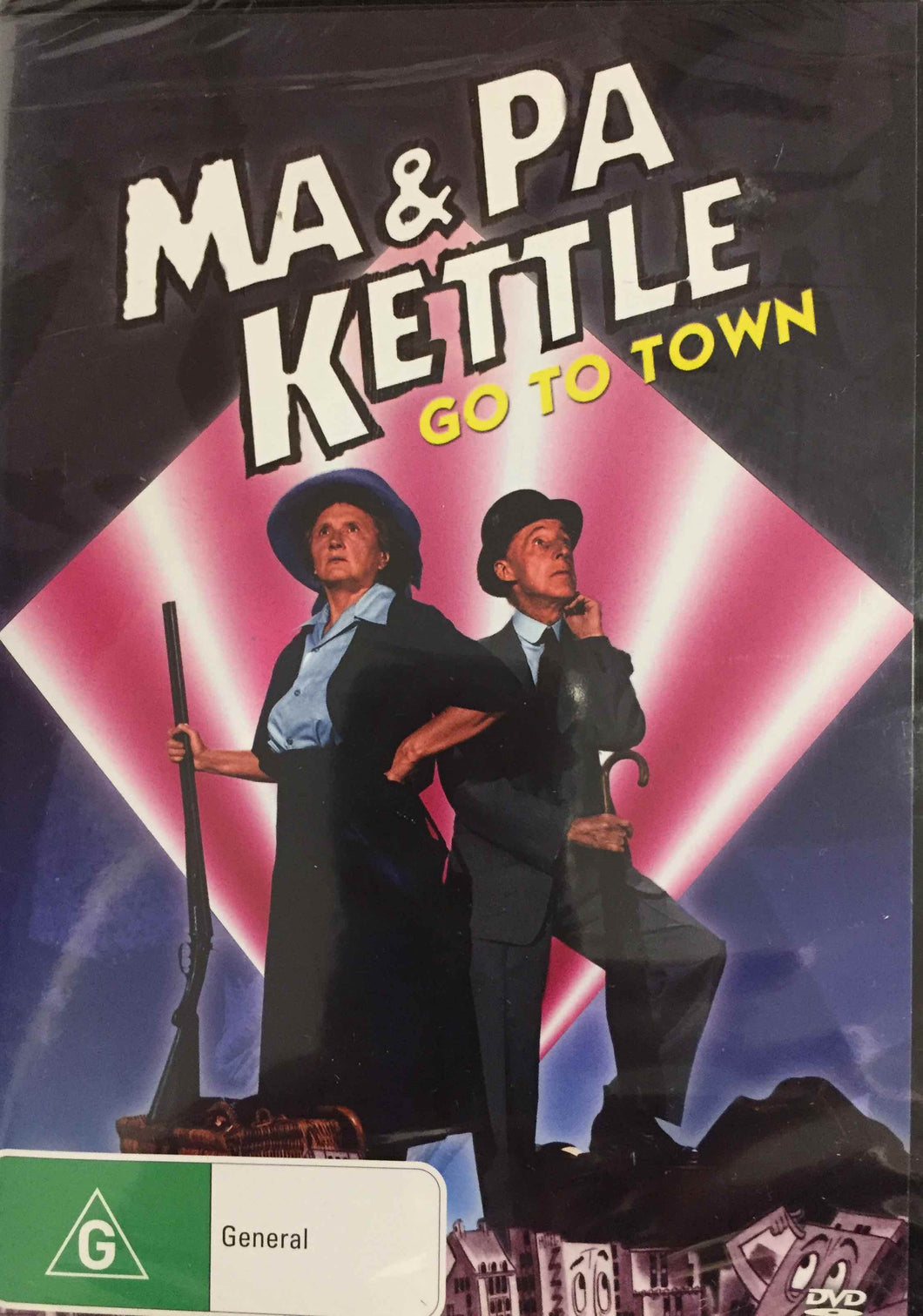 MA & PA KETTLE GO TO TOWN