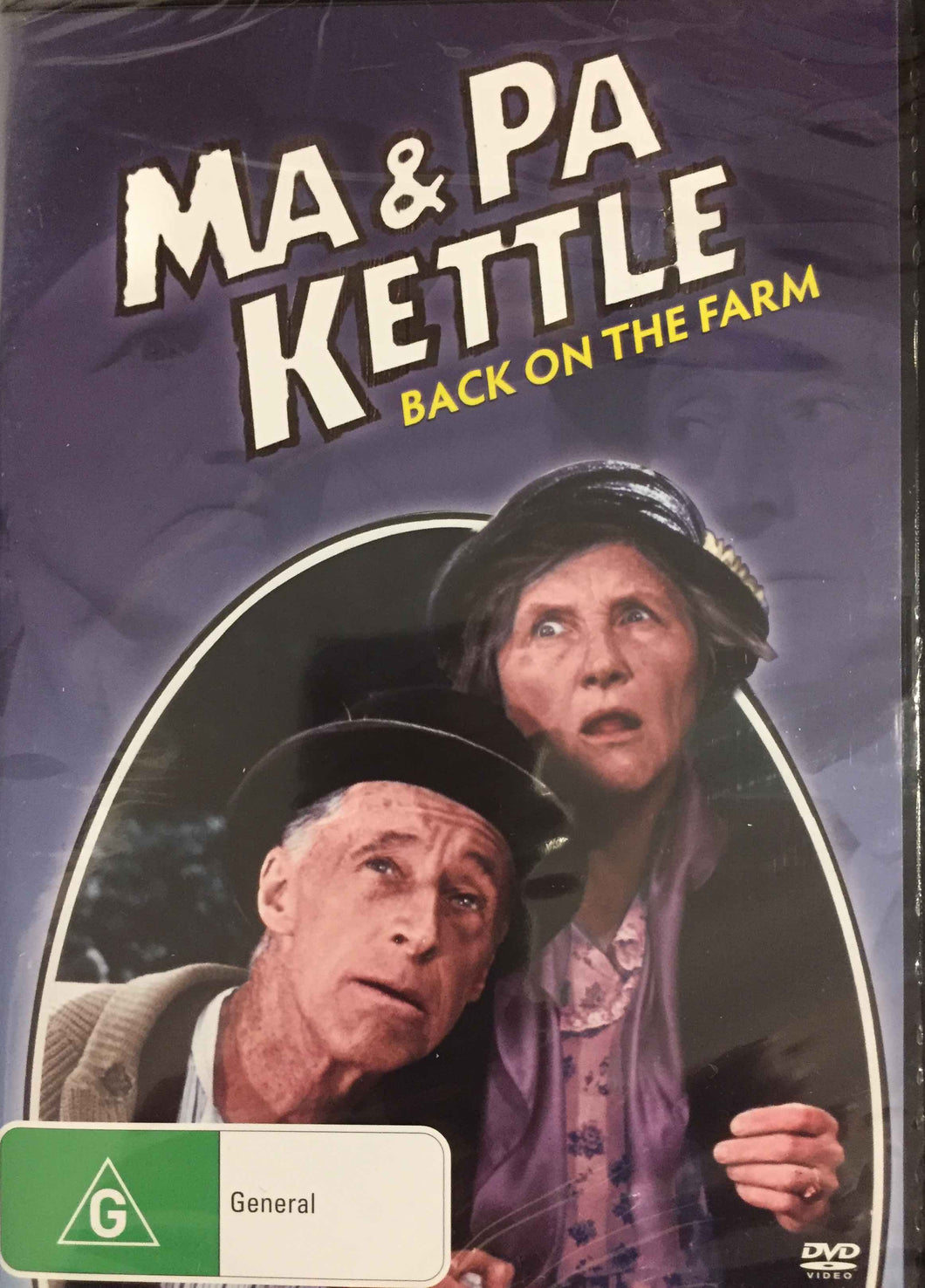 MA & PA KETTLE BACK ON THE FARM