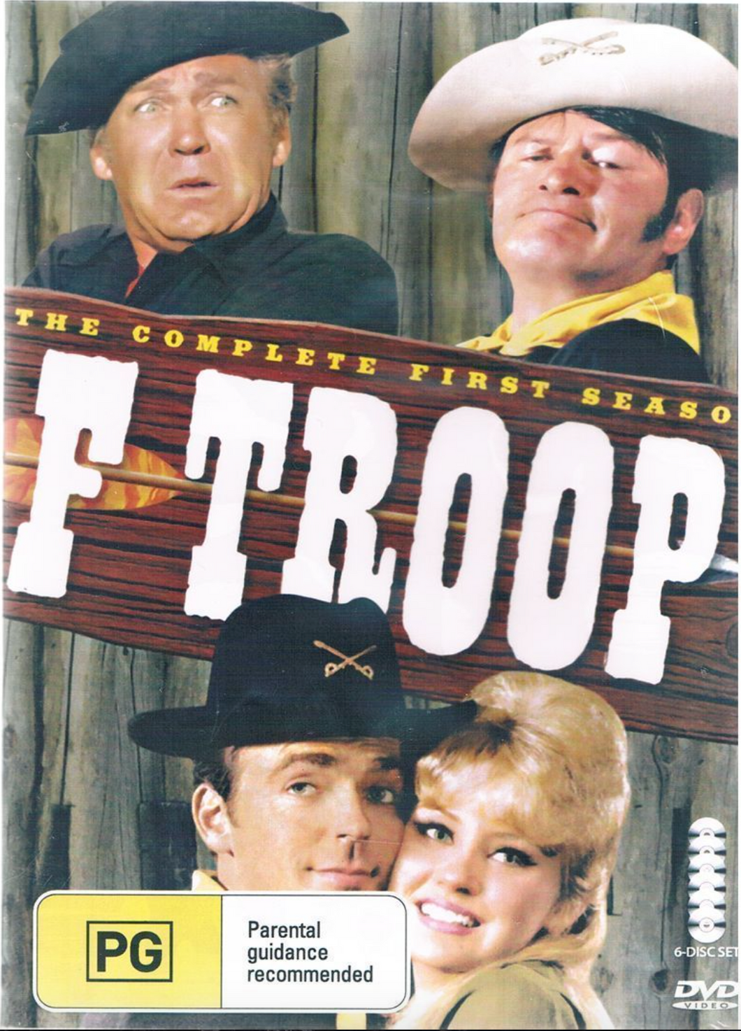 F Troop -  Season 1 DVD