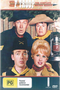 F Troop - Season 2 DVD