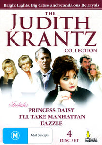 The Judith Krantz Collection - 4 Disc Set