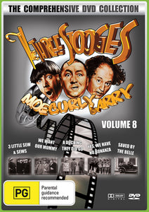 THE THREE STOOGES COLLECTION VOLUME 8