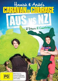Hamish & Andy's Caravan of Courage AUS vs NZ