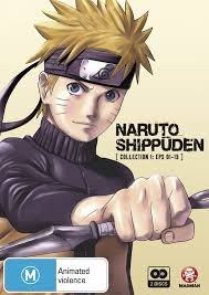 Naruto Shippuden Collection 1 Eps 01-13