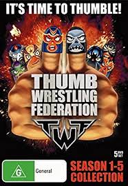 Thumb Wrestling Federation: TWF Season1-5