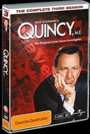 Quincy, ME The Complete Third Season