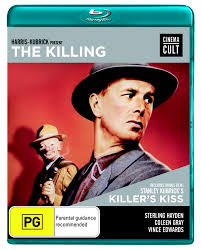 KILLING THE / KILLERS KISS BLU RAY