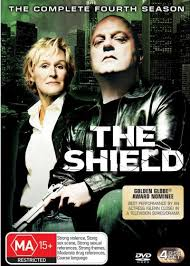 The Shield The Complete 4th Season
