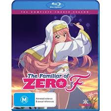 The Familiar of Zero F The Complete Fourth Season