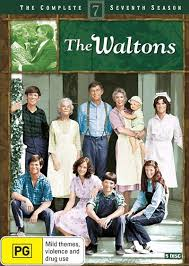 The Waltons The Complete 7th Season