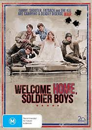Welcome Home Soldier Boys DVD