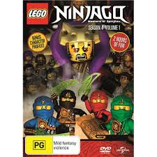 Ninjago Masters of Spinjitzu: Season 4 Volume 1