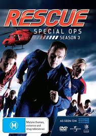 Rescue Special Ops: Season 3 DVD
