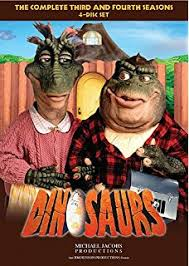 Dinosaurs The Complete 3rd & 4th Seasons