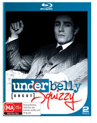 Underbelly Squizzy Blu-Ray