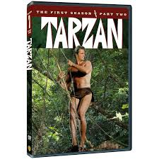 Tarzan The First Season Part 2