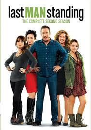 Last Man Standing The Complete Second Season