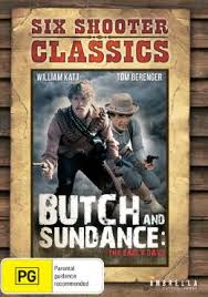 Six Shooter Classics: Butch and Sundance - The Early Days DVD