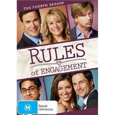 Rules of Engagement: Season 4 DVD