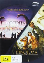 Dinotopia The Movie & Complete TV Series [DVD]