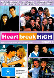 Heartbreak High Series 2