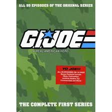 G.I.Joe The Complete First Series