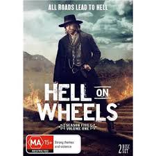 Hell On Wheels Season 5 Volume 1