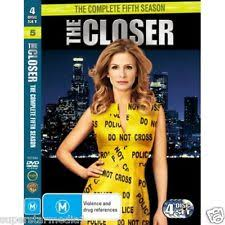 The Closer The Complete 5th Season