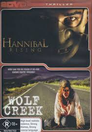 Hannibal Rising + Wolf Creek Double Pack