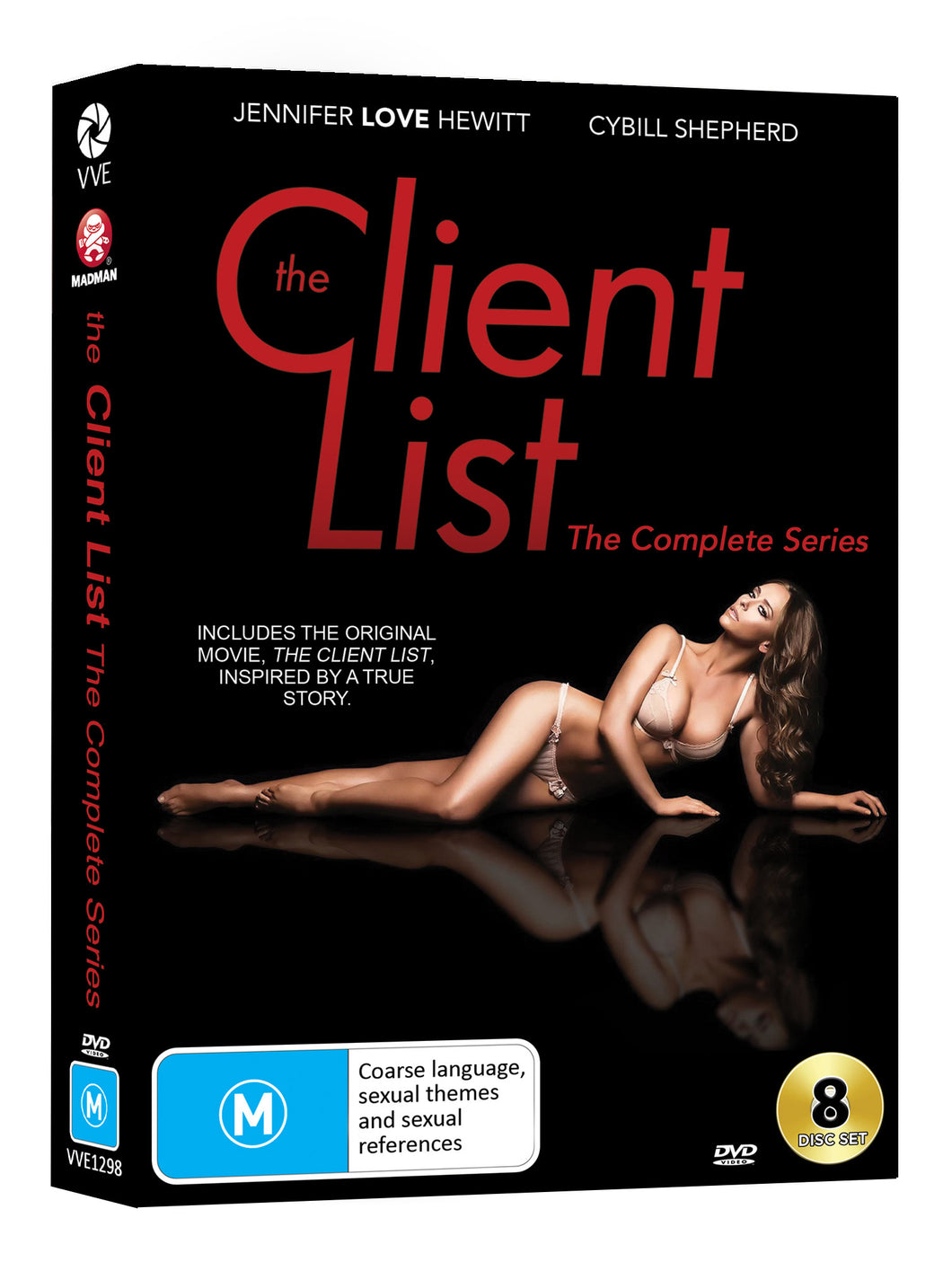 The Client List - Complete Series + Movie