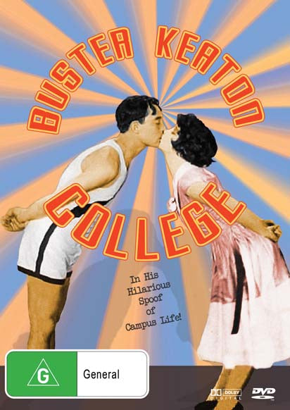 College - Buster Keaton