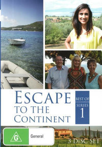 ESCAPE TO THE CONTINENT BEST OF SERIES 1