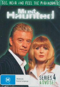 Most Haunted - Series 4 DVD