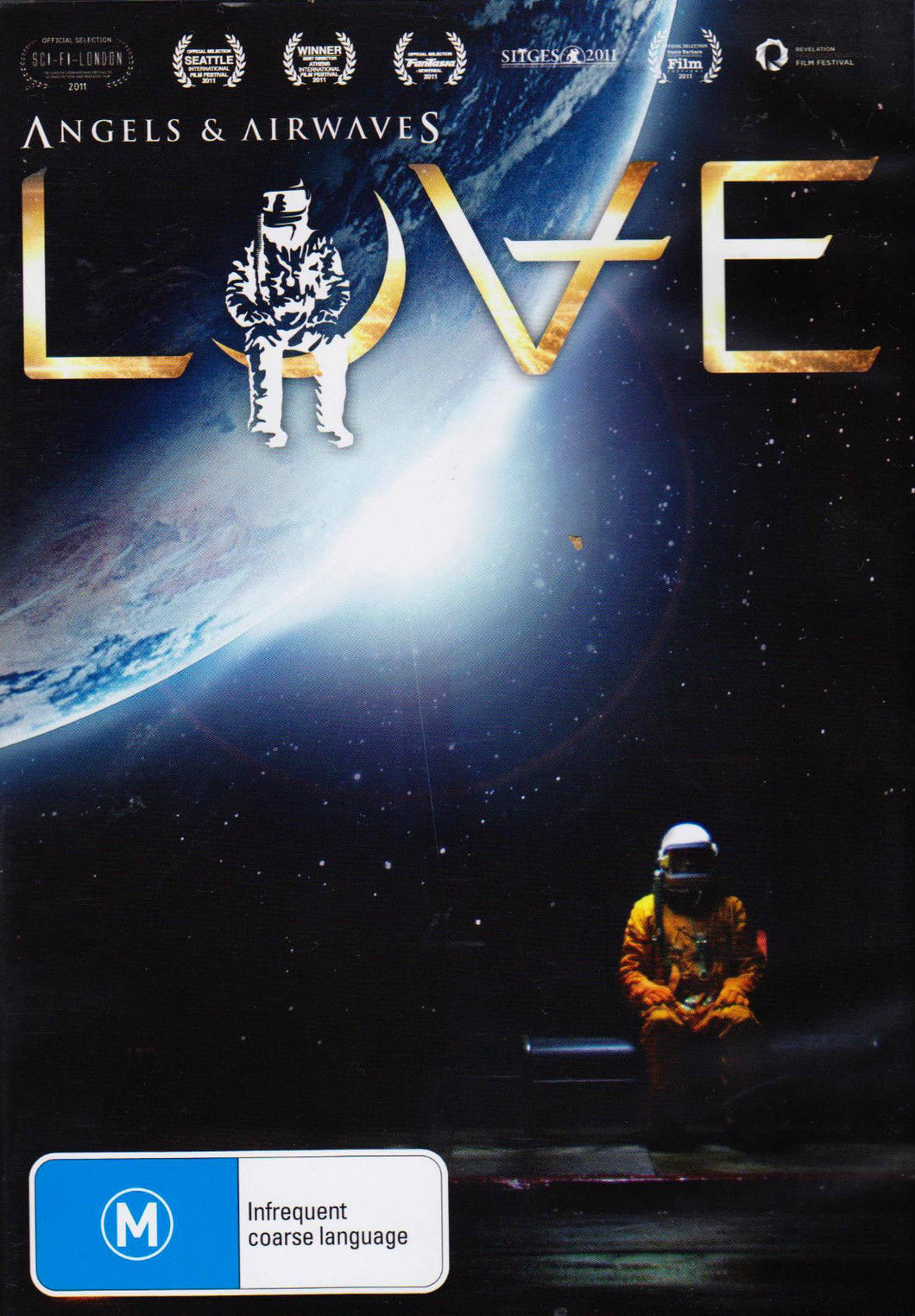 LOVE (2011) Angels and Airwaves