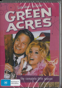 Green Acres - Season 5