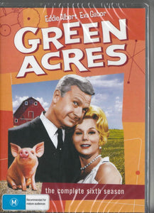 Green Acres - Season 6